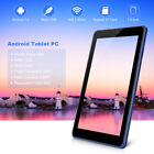 7'' Android 7.0 Tablet PC RK3126C 4Core 8GB 2Camera WIFI BT OTG Pad LCD 1024*600