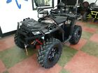 2017 Polaris Sportsman XP 1000 Stealth Loaded 4x4 Eps Very Nice!