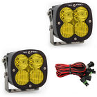 Baja Designs XL Pro LED Off Road Light Pair 80W 507813 Amber Driving/Combo
