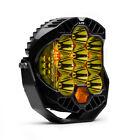 BAJA DESIGNS LP9 Pro LED Off Road Spot Amber Light 105W 11,025 Lumens 320011