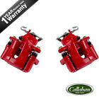 For 2011 2012 2013 - 2016 SCION TC Rear Red Coated Brake Calipers