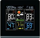 Thinkgizmos Wall-mountable Wireless Weather Station with Colour High Definiti...