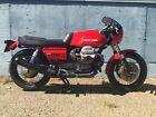 1981 Moto Guzzi Lemans cx100  Moto Guzzi Lemans cx100