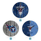 Tennessee Titans Football Wall Clock Home Office Room Decor Gift