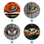 Anaheim Ducks Ice Hockey Wall Clock Home Office Room Decor Gift