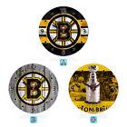 Boston Bruins Ice Hockey Wall Clock Home Office Room Decor Gift