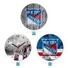 New York Rangers Ice Hockey Wall Clock Home Office Room Decor Gift