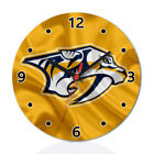 Nashville Predators Ice Hockey Wall Clock Home Office Room Decor Gift