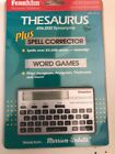 Franklin Wordmaster Pocket Spell Checker Thesaurus ~ WM1015 new