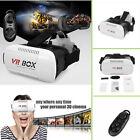 Enhanced 3D HeadMount Glasses Immersive Virtual Reality Helmet 3D-BOX HM