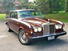 1979 Rolls-Royce Silver Shadow  1979 Rolls Royce Silver Shadow II, family owned , low milage, maintained, clean