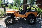 1947 Willys CJ2A  Willys Jeep Crawler