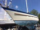 50' FD12 used sailboat Performance Cruising Sailboat. Fiberglass with teak below