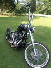 2000 Custom Built Motorcycles Chopper  CUSTOM HARLEY DAVIDSON DEUCE CHOPPER / BOBBER / SOFTAIL