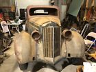 1937 Packard 115 3 WINDOW COUPE 1937 3 WINDOW CALIFORNIA PINK SLIP PACKARD COUPE - NO RUST OR WOOD ROT EVER