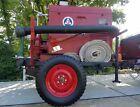1942 Chrysler Dodge US Navy WW2 Fire pump CD civil defense firefighting trailer