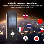 2.4IN WIFI Smart Wireless Real Time Instant Voice Translator Two-Way 28 Language