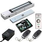 UHPPOTE Access Control Outswinging Door 600lbs Electromagnetic Lock kit Remote