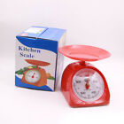 2.2LB Round Accuracy Food Scale Kitchen Weighing Scale Cooking Scale for Offices