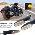 36C5 Turn Signal 2PCS Motorcycle 3LED Replacement Super Bright Indicator Refit