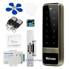 Waterproof Metal Case Access Control IC Reader System+NC Strike Lock