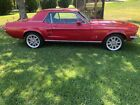 1967 Ford Mustang GT 1967 Mustang with GT Adds