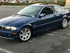 2003 BMW 3-Series 2 door coupe 2003 BMW 325CI coupe 2door 73000 miles all Original 1 owner Immaculate condition