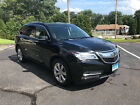 2015 Acura MDX  2015 Acura MDX SH-AWD Advance/Entertainment Pkg - Fully Loaded, Dealer Serviced!