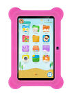 Education Kids tablet pc Android4.4 KitKat Quad Core8GB Pink lovely fast tablet
