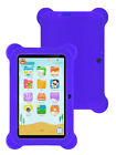 Bllue Education Kids tablet pc Android4.4OS Quad Core8GB lovely fast run tablet