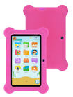Education tablet pc Android4.4 KitKat Quad Core8GB Pink lovely kids tablet
