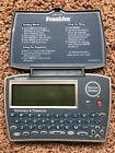 FRANKLIN MWD-1450 MERRIAM WEBSTER ELECTRONIC POCKET DICTIONARY & THESAURUS