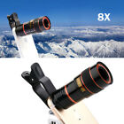 8Times Mobile Phone Telescope Excellent Pictures From Your Phone 300m Two Colors