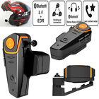 1000m BT Motorcycle Helmet MP3 FM GPS Bluetooth 3.0+EDR Intercom Headset Radio
