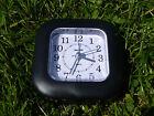 Practical Quartz Alarm Travel Clock by Sharp