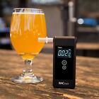 Professional Breathalyzer Portable digital Breath Detector small Alcohol Tester