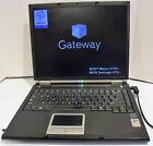Gateway M320 15'' Notebook (Intel Celeron) - BROKEN AS IS