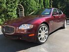 2008 Maserati Quattroporte  2008 Maserati Quattroporte. THE Most Desirable Color Combination w/ 18,978 miles
