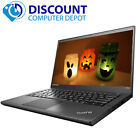 "Lenovo T440 14""Thinkpad Laptop Computer PC Core i3 4GB 500GB Windows 10 Pro WiFi"