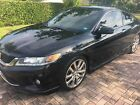 2013 Honda Accord EX-L HFP Option 2013 Honda Accord Coupe HFP EX-L V6 with Factory HFP Option