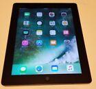 Apple iPad 4th Gen. 32GB, Wi-Fi + Cellular (Verizon), 9.7in - Black