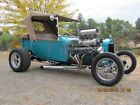 1921 Ford Model T Bad Grandpa! 1921 Ford T Bucket Roadster Supercharged Beast