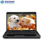 "Fast Toshiba 14.1"" Windows 10 Home Laptop Computer PC AMD Dual Core 4 GB 250 GB"
