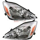 NEW FRONT LH & RH HEAD LIGHT FITS 2004-2005 TOYOTA SIENNA 81150AE010 81110AE010
