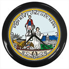Seal of District of Columbia United States #E01 Wall Clock