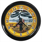 Seal of Iowa United States #E01 Wall Clock