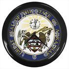 Seal of Arkansas United States #E01 Wall Clock