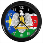 South Sudan Coat of Arms #E01 Wall Clock