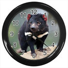 Tasmanian Devil Animal #E01 Wall Clock