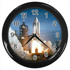 Space Shuttle Launch #E01 Wall Clock